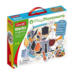 PLAY MONTESSORI - WORKS MAGNETIC