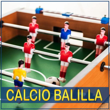 Calcio Balilla e Hockey