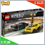 LEGO 75893 SPEED CHAMPION 2018 DODGE CHALLENGER